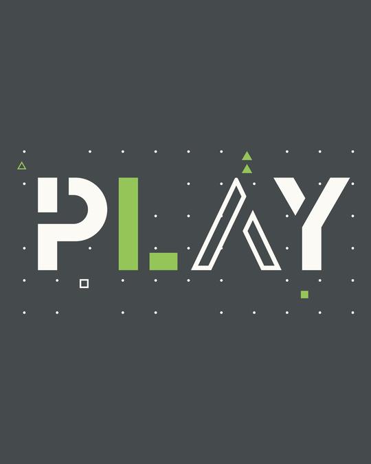 Shop Play Half Sleeve T-Shirt-Full