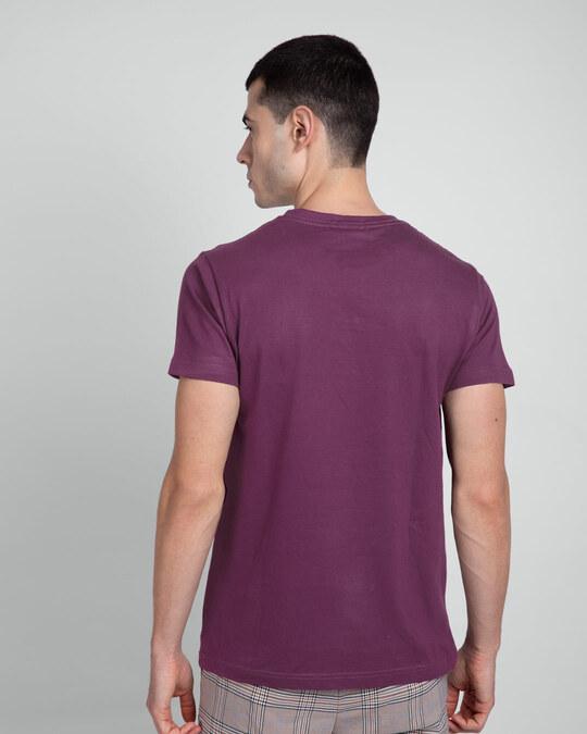 Shop Play Hard! Half Sleeve T-Shirt-Back