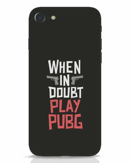 Shop Play Pubg iPhone 7 Mobile Cover-Front