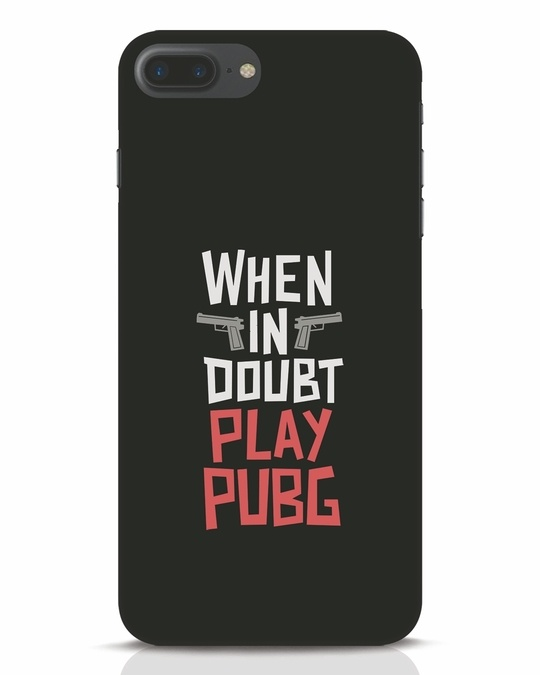 Shop Play Pubg iPhone 7 Plus Mobile Cover-Front