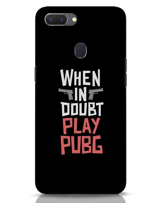 Shop Play Pubg Realme 2 Mobile Cover-Front