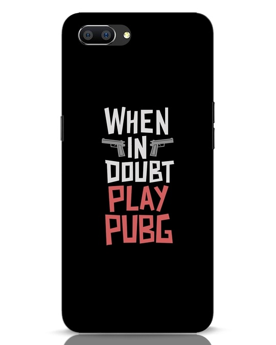 Shop Play Pubg Realme C1 Mobile Cover-Front