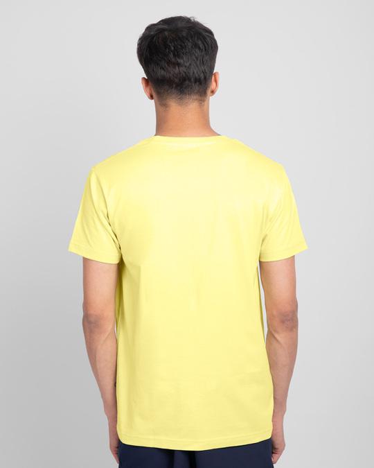 Shop Play Very Hard Half Sleeve T-Shirt-Back