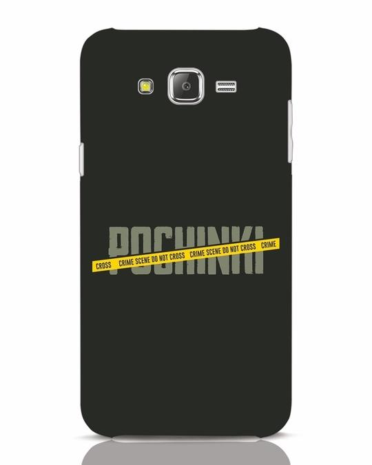 Shop Pochinki Crime Scene Samsung Galaxy J7 Mobile Cover-Front