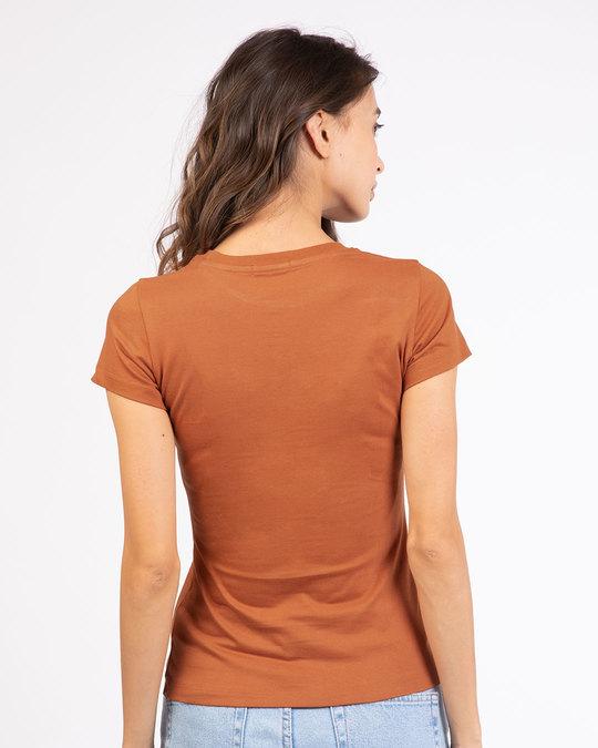 Shop Pocket Dalmatian Half Sleeve T-Shirt (DL)-Back