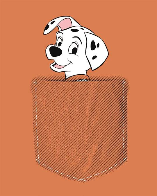 Shop Pocket Dalmatian Vest (DL)-Full