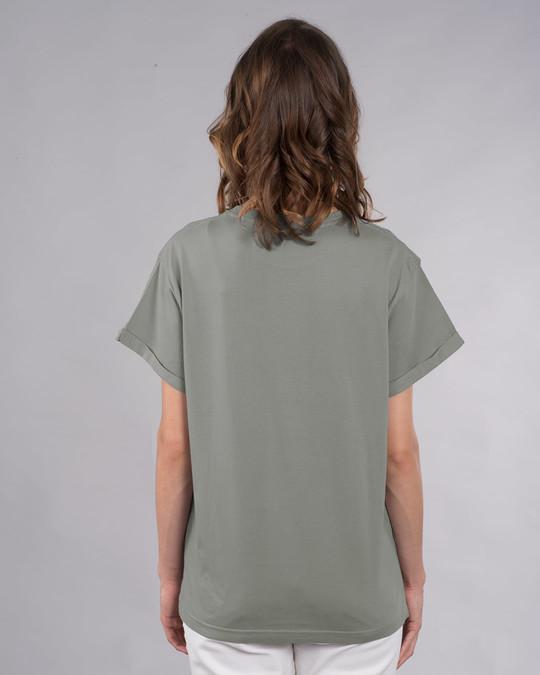 Shop Pocket Jerry Boyfriend T-Shirt (TJL)-Full