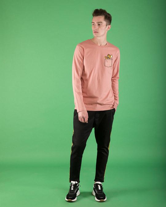 Shop Pocket Jerry Full Sleeve T-Shirt (TJL)