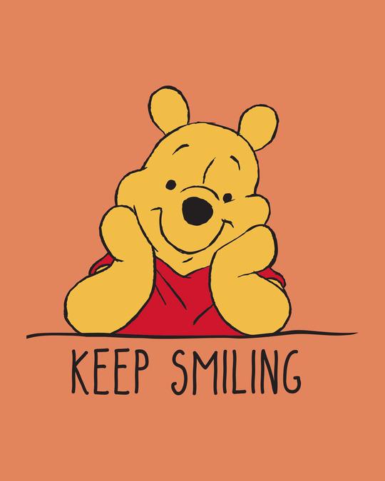 Shop Pooh Keep Smiling Sweatshirt (DL)