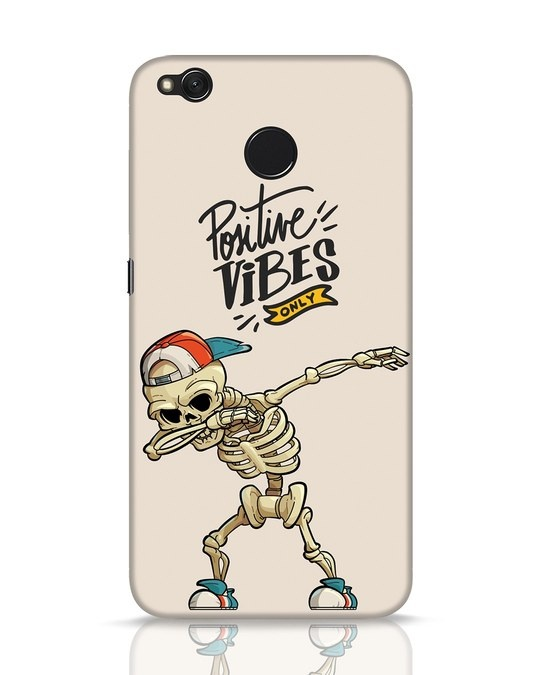 Shop Positivevibesdab Xiaomi Redmi 4 Mobile Cover-Front