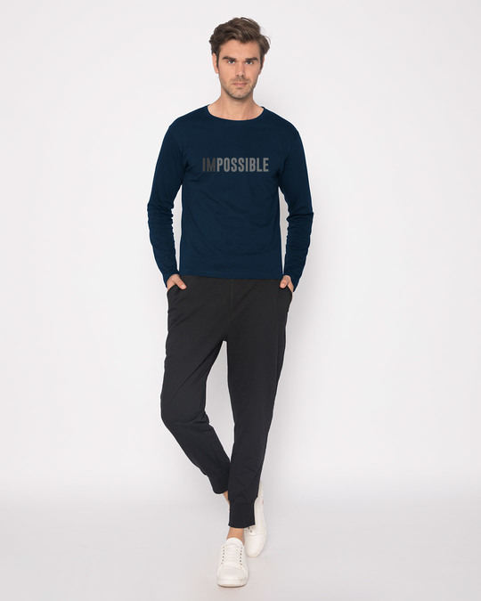 Shop Possible Full Sleeve T-Shirt