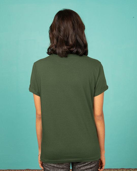 Shop Princess Boyfriend T-Shirt-Back