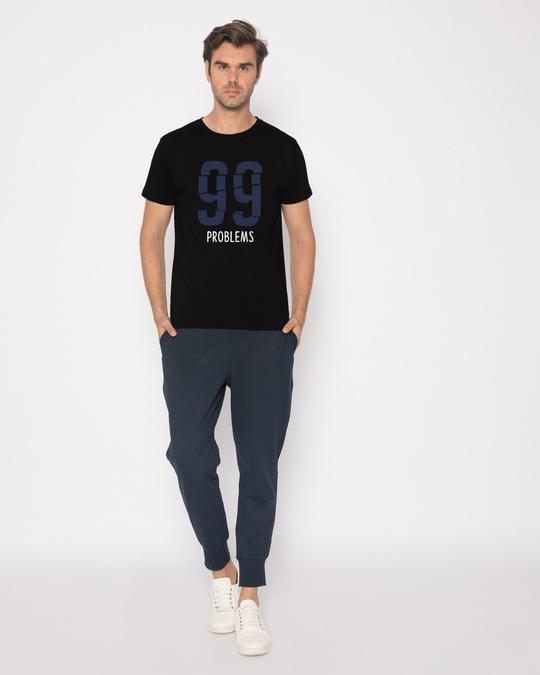 Shop Problems Ain't Half Sleeve T-Shirt
