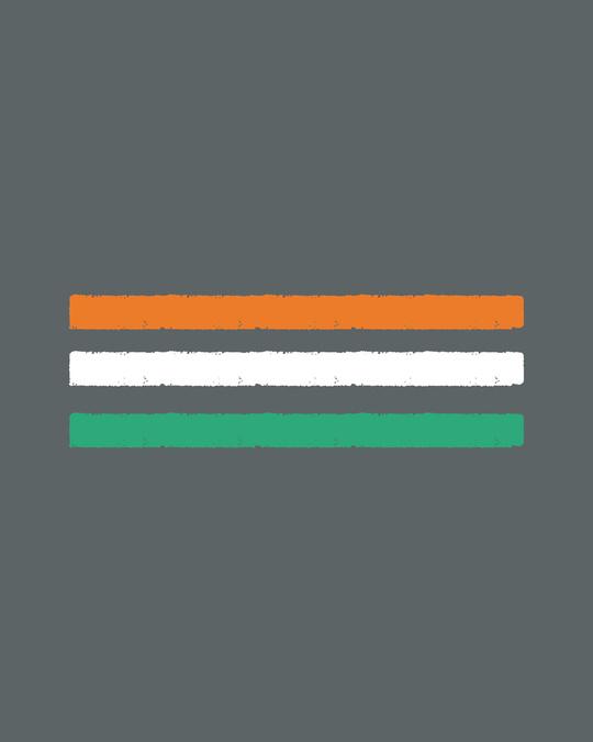 Shop Proud Indian 47 Boyfriend T-Shirt - Nimbus Grey