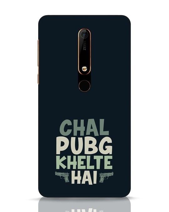 Shop Pub G Nokia 6.1 Mobile Cover-Front
