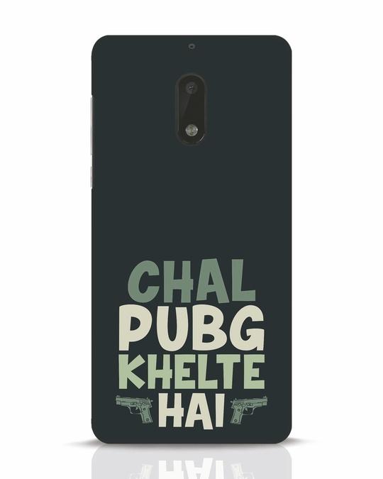 Shop Pub G Nokia 6 Mobile Cover-Front