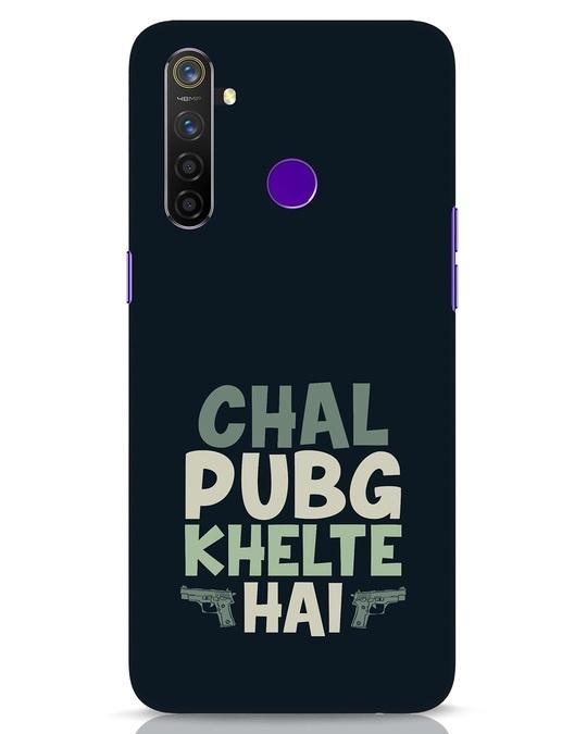 Shop Pub G Realme 5 Pro Mobile Cover-Front