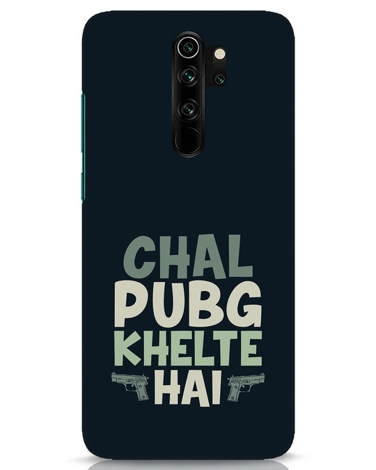 Shop Pub G Xiaomi Redmi Note 8 Pro Mobile Cover-Front