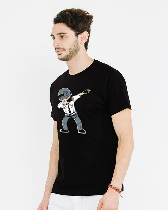 Shop Pubg Dab Half Sleeve T-Shirt-Design