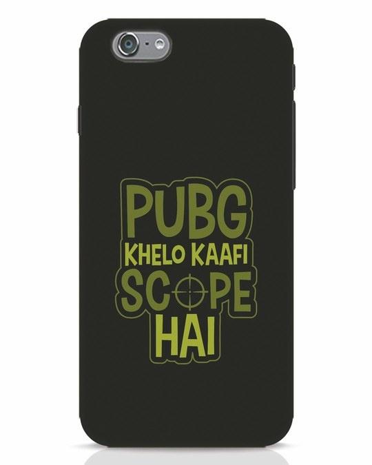Shop Pubg Khelo iPhone 6s Mobile Cover-Front