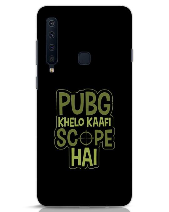 Shop Pubg Khelo Samsung Galaxy A9 2018 Mobile Cover-Front