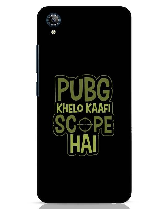 Shop Pubg Khelo Vivo Y91i Mobile Cover-Front