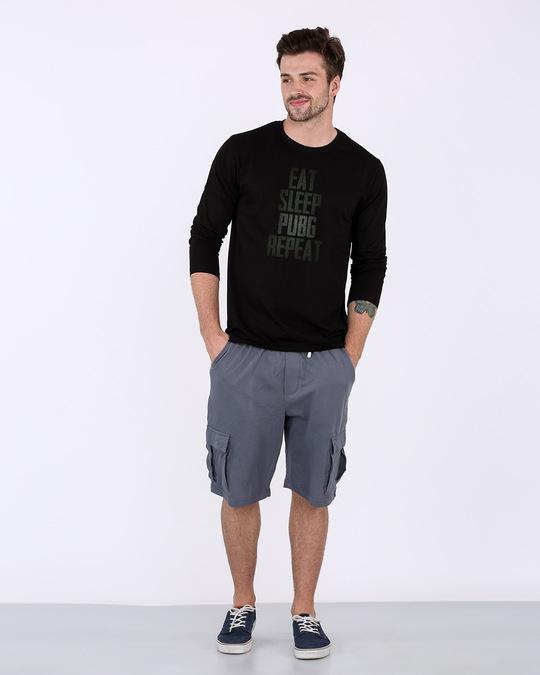 Shop Pubg Repeat Full Sleeve T-Shirt