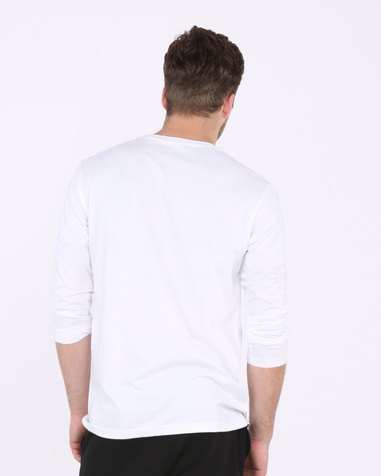 Shop Puch Mere Baare Mein Full Sleeve T-Shirt-Full