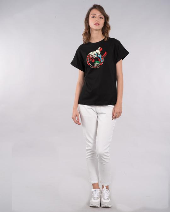 Shop Puddin Boyfriend T-Shirt (BML)-Design