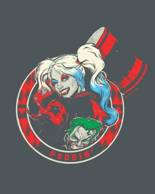 Shop Puddin Scoop Neck T-Shirt (BML)-Full