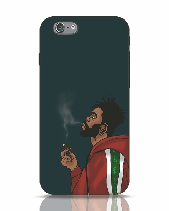 Shop Puff Puff Pass iPhone 6s Mobile Cover-Front