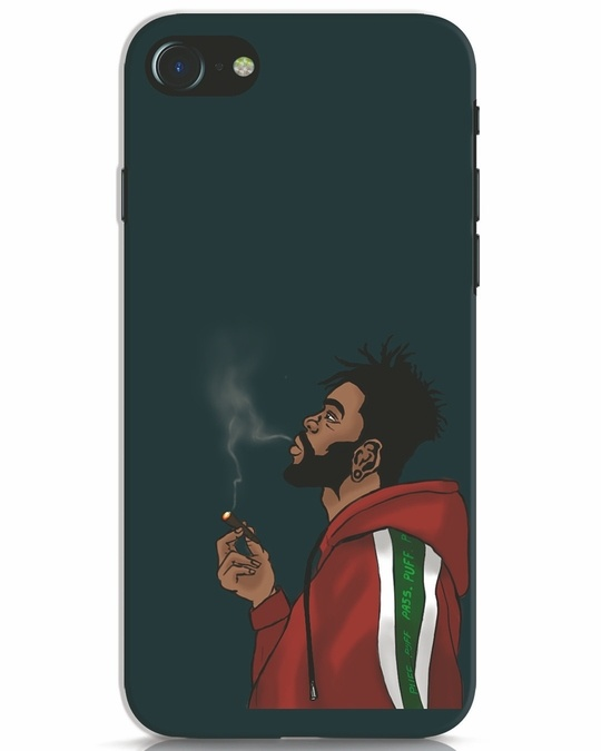 Shop Puff Puff Pass iPhone 7 Mobile Cover-Front