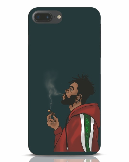 Shop Puff Puff Pass iPhone 7 Plus Mobile Cover-Front
