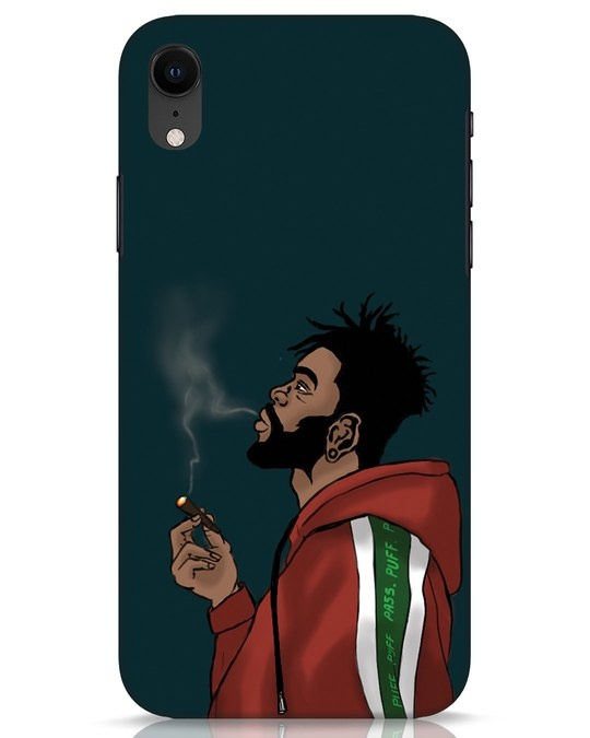 Shop Puff Puff Pass iPhone XR Mobile Cover-Front