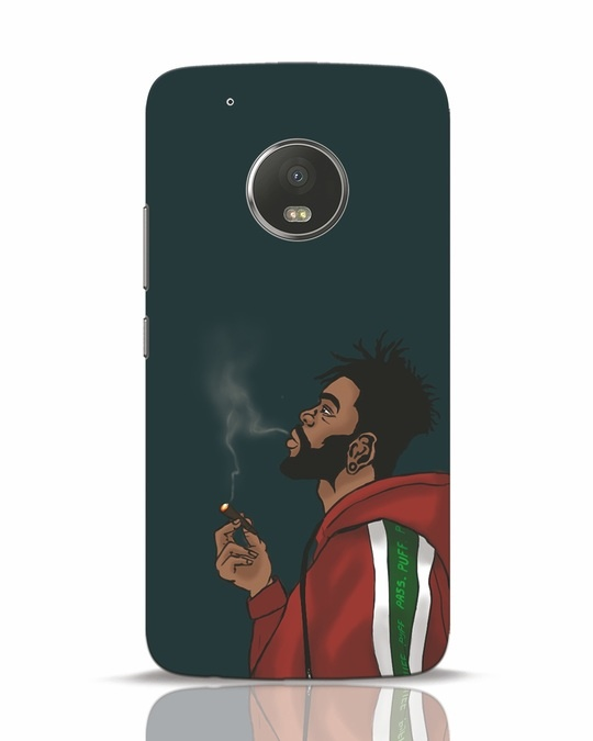 Shop Puff Puff Pass Moto G5 Plus Mobile Cover-Front