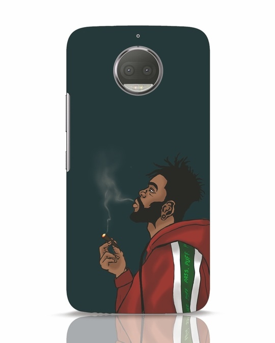 Shop Puff Puff Pass Moto G5s Plus Mobile Cover-Front