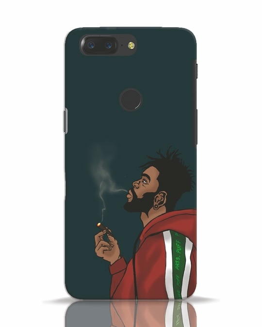 Shop Puff Puff Pass OnePlus 5T Mobile Cover-Front