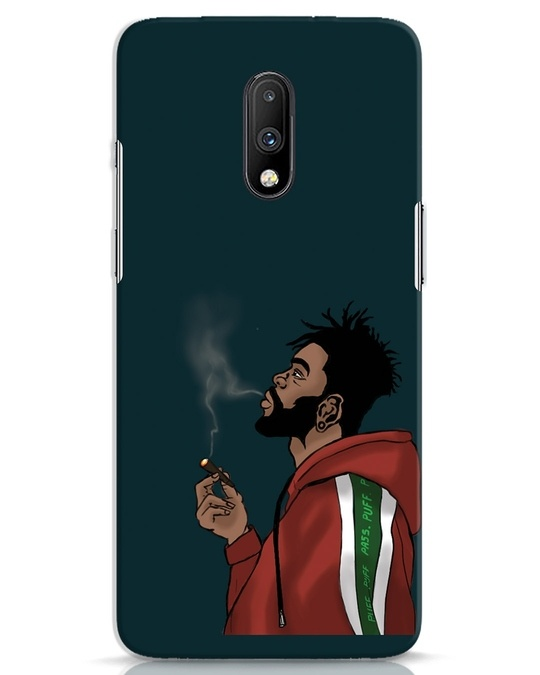 Shop Puff Puff Pass OnePlus 7 Mobile Cover-Front