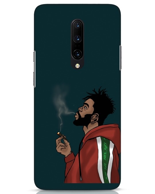 Shop Puff Puff Pass OnePlus 7 Pro Mobile Cover-Front