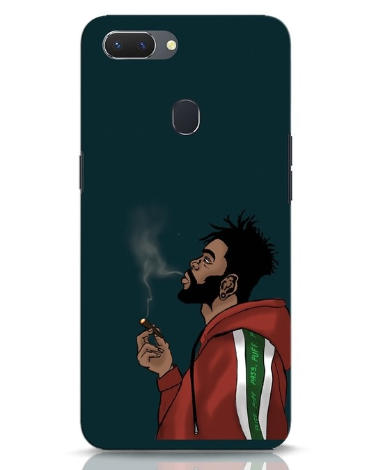 Shop Puff Puff Pass Realme 2 Mobile Cover-Front