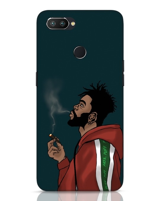 Shop Puff Puff Pass Realme 2 Pro Mobile Cover-Front
