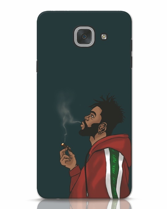 Shop Puff Puff Pass Samsung Galaxy J7 Max Mobile Cover-Front