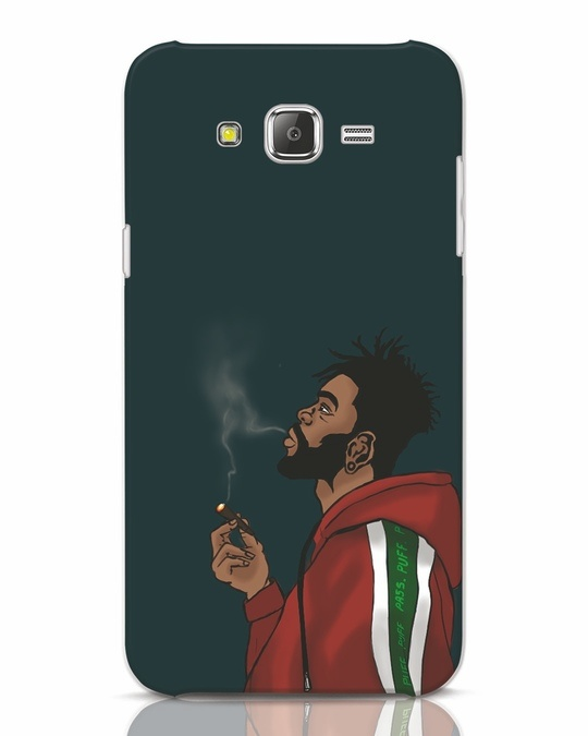 Shop Puff Puff Pass Samsung Galaxy J7 Mobile Cover-Front