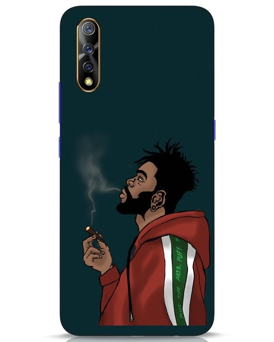 Shop Puff Puff Pass Vivo S1 Mobile Cover-Front