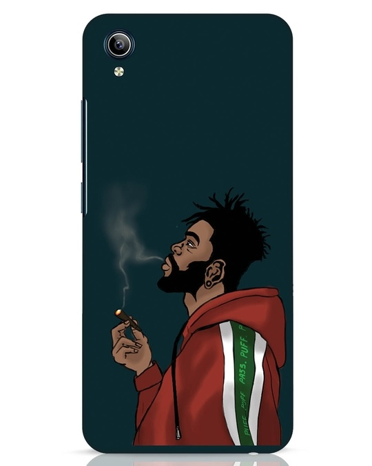 Shop Puff Puff Pass Vivo Y91i Mobile Cover-Front