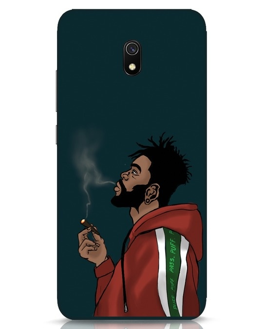 Shop Puff Puff Pass Xiaomi Redmi 8A Mobile Cover-Front