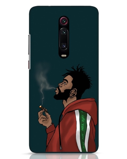 Shop Puff Puff Pass Xiaomi Redmi K20 Mobile Cover-Front