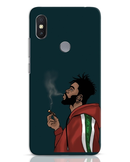 Shop Puff Puff Pass Xiaomi Redmi Y2 Mobile Cover-Front