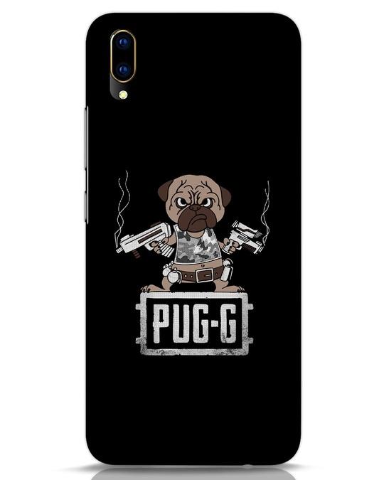 Shop Pug G Vivo V11 Pro Mobile Cover-Front