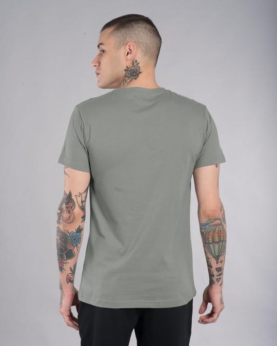 Shop Quantum Suit Half Sleeve T-Shirt (AVEGL)-Back